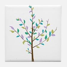 Riyah-Li Designs Whimsy Tree Tile Coaster