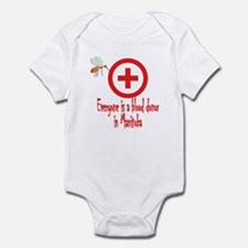 Blood Donor Infant Bodysuit