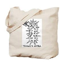 TODAY'S AURA Tote Bag