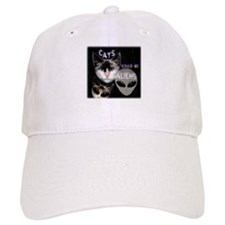 Cats Could Be Aliens Baseball Cap