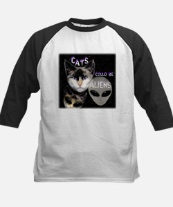 Cats Could Be Aliens Tee