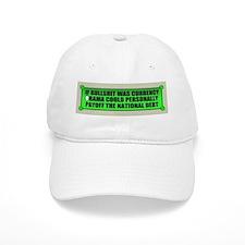 If Bullshit was Currency Baseball Baseball Cap