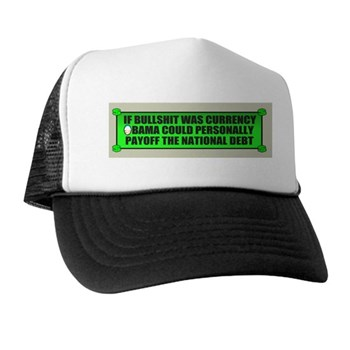 If Bullshit was Currency Trucker Hat