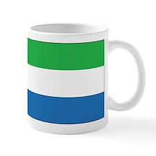 Sierra Leone Flag Mug