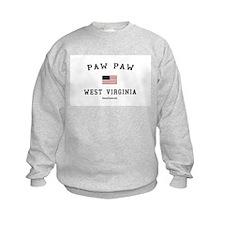Paw Paw, West Virginia (WV) Sweatshirt