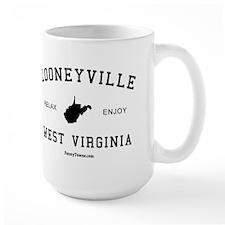 Looneyville, West Virginia (W Mug