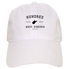 Hundred, West Virginia (WV) Baseball Cap