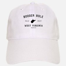Booger Hole, West Virginia (W Baseball Baseball Cap
