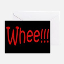 Whee!!! Greeting Cards (Pk of 10)