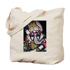 Large Ganesh Tote Bag