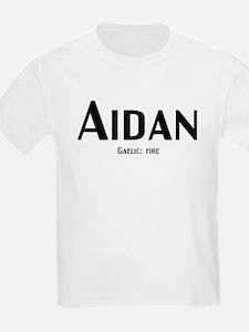 Aidan Meaning T-Shirt