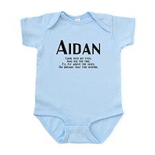 Aidan Rhyme Infant Bodysuit