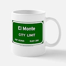 El Monte Mug