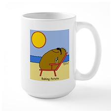 BakingPotato1c Mugs