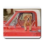 Mousepad Golden Retriever