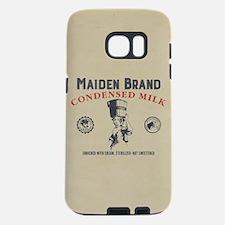 WW Maiden Brand Milk Samsung Galaxy S7 Case