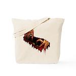 Zombie Tote Bag Halloween Horror Zombie Bag