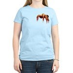 Women's Zombie T-shirt Creepy Horror Zombie Shirt