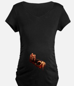 Zombie T-Shirt Gory Baby Zombie Top