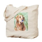 Tote Bag Golden Retriever