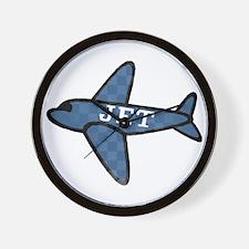 Riyah-Li Designs JET Wall Clock