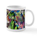 Stained Glass Mystic Dragon Mug