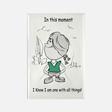 In this Moment Affirmation Magnet