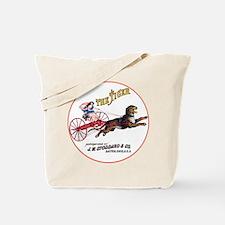 The Tiger hay rake Tote Bag