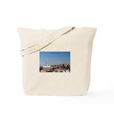 """Oldenburg """"Village of Spires"""" Tote Bag"""
