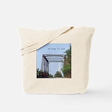 Batesville Iron Bridge Tote Bag