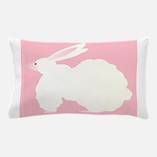 Big Bulky Bubble Bunny Bobbi Pillow Case