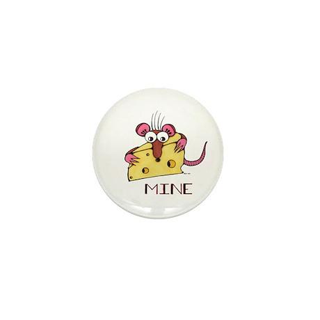 Mine Mini Button (10 pack)