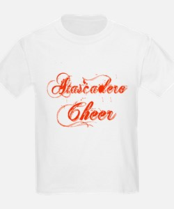 ATASCADERO CHEER (3) T-Shirt