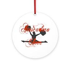 ATASCADERO CHEER (2) Ornament (Round)