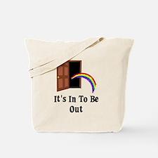 Riyah-Li Designs In To Be Out Tote Bag