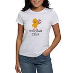 Volleyball Chick Women's T-Shirt