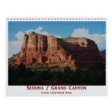 Sedona / Grand Canyon Wall Calendar