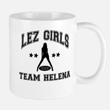 Riyah-Li Designs Lez Girls Team Helena Mug