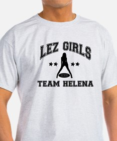 Riyah-Li Designs Lez Girls Team Helena T-Shirt