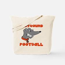 GREYHOUND FOOTBALL (5) Tote Bag