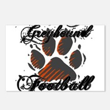 GREYHOUND FOOTBALL (7) Postcards (Package of 8)