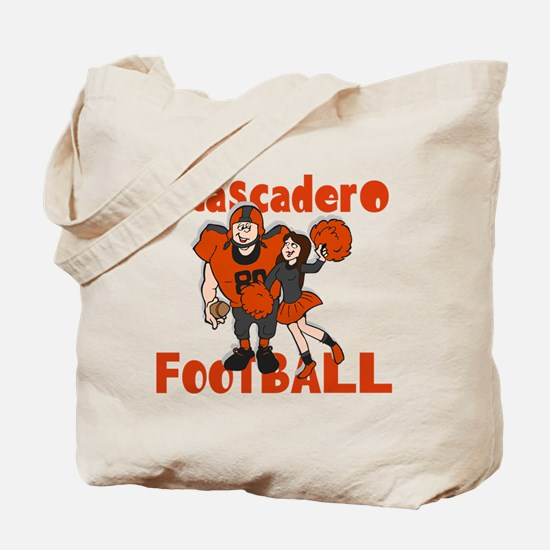 ATASCADERO FOOTBALL (2) Tote Bag