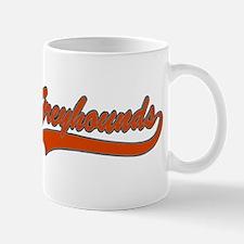 GREYHOUNDS (1) Mug