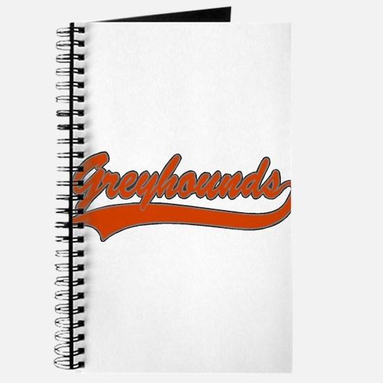 GREYHOUNDS (1) Journal