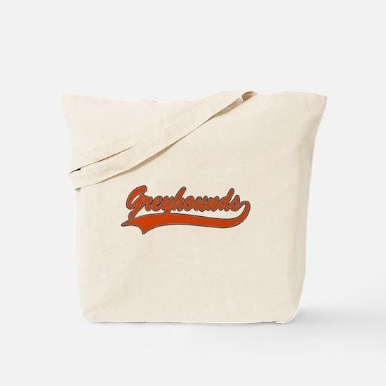GREYHOUNDS (1) Tote Bag