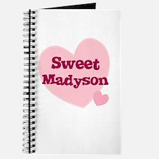 Sweet Madyson Journal