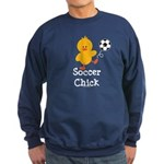 Soccer Chick Sweatshirt (dark)