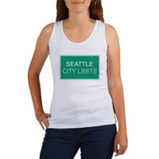 City Limits Women's Tank Top