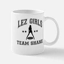 Riyah-Li Designs Lez Girls Team Shane Mug