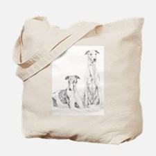 Tote Bag Greyhounds
